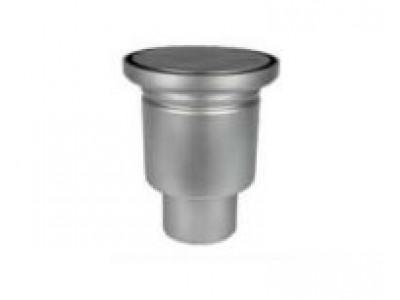 Трап круглый MSteel Profi D 200/1 ВГ110 однокорпусный с герметичной крышкой