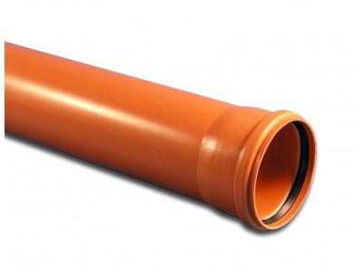 Труба раструбная класса N 160 (2000мм)