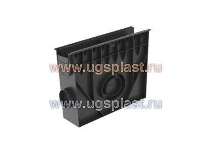 Пескоуловитель PolyMax Basic ПУ–10.16.42-ПП пластиковый, арт. 8080