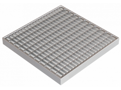 Купить прессованный решетчатый настил 33х11 мм 30х2 zn