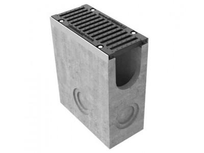 Пескоуловитель BetoMax ПУ–16.25.60-Б бетонный с решёткой щелевой чугунной ВЧ кл.Е (комплект), арт. 04380