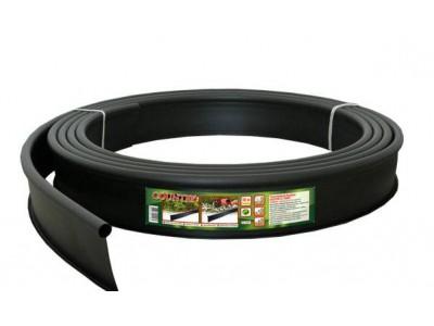 Бордюр тротуарный L=3000 мм, Н42 пластиковый черный