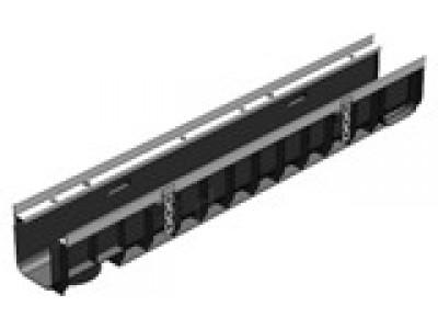 Лоток водоотводный Super ЛВ-10.14,5.14 пластиковый, кл. Е600 Арт.0801