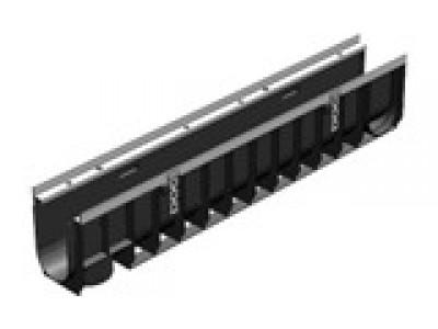 Лоток водоотводный Super ЛВ-10.14,5.20,5 пластиковый, кл. Е600 Арт.0802
