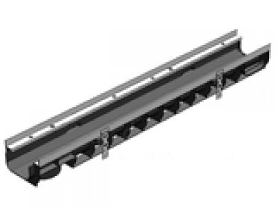 Лоток водоотводный Super ЛВ-10.14,5.08 пластиковый, кл. Е600 Арт.0805