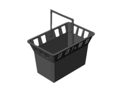 Корзина для дождеприёмника Point 30.30 пластиковая Арт.215