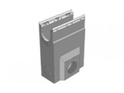BGU-Z пескоуловитель DN150, с оцинкованной насадкой Арт.22196