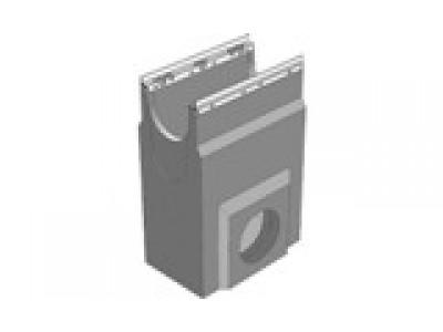 BGU-Z пескоуловитель DN200, с оцинкованной насадкой Арт.22197