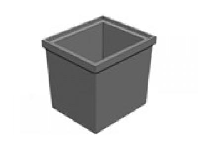 BGZ-S Промежуточная часть 560/490/520 универсальная для пескоуловителя DN300 Арт.49001005