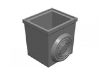 BGU Нижняя часть 560/490/570 универсальная для пескоуловителя DN300 Арт.49001006