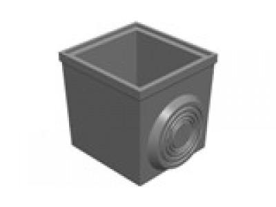 BGZ-S Нижняя часть 560/590/570 универсальная для пескоуловителя DN400 Арт.49001011