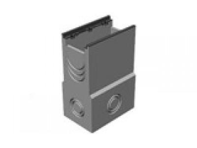 BGZ-S пескоуловитель DN200 500/340/750, односекционный, с чугунной насадкой Арт.49020100