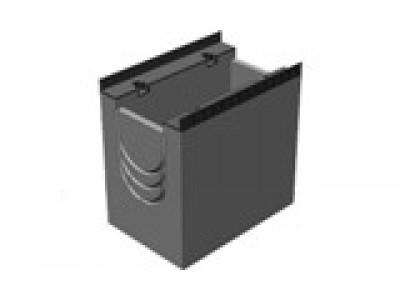 BGM пескоуловитель для тяжелых нагрузок DN200, 500/340/500, верхняя часть, с чугунной насадкой Арт.49020160