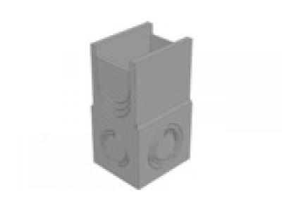 BGU пескоуловитель DN400 500/540/1000, односекционный Арт.49040000
