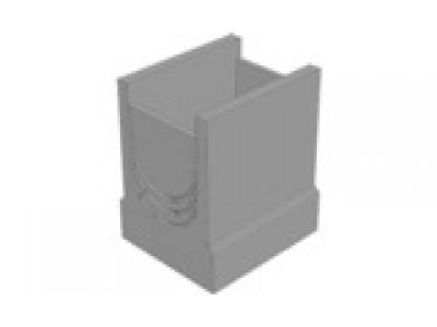 BGU пескоуловитель DN300 500/440/600, верхняя часть Арт.49030010