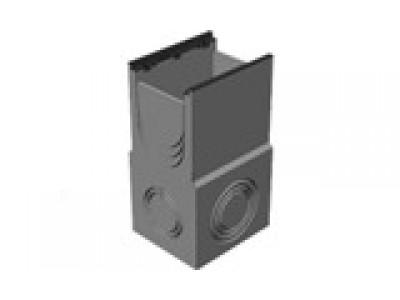 BGZ-S пескоуловитель DN400 500/540/1000, односекционный, с чугунной насадкой Арт.49040100