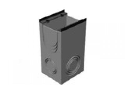 BGM пескоуловитель для тяжелых нагрузок DN500, 500/640/600, верхняя часть, с чугунной насадкой Арт. 49050160