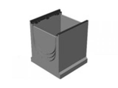 BGZ-S пескоуловитель DN400 500/540/600, верхняя часть, с чугунной насадкой Арт.49040110