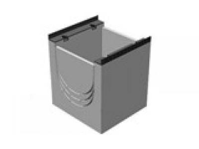 BGM пескоуловитель для тяжелых нагрузок DN400, 500/540/600, верхняя часть, с чугунной насадкой Арт.49040160
