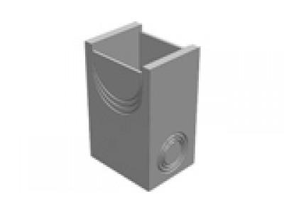 BGU-XL пескоуловитель DN500 500/640/1000, односекционный Арт.49050050