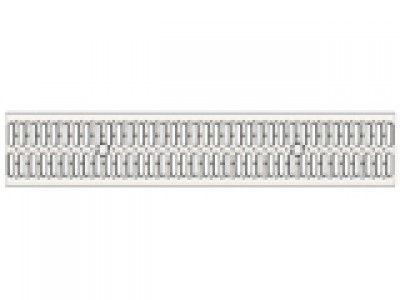 Решётка водоприёмная Standart РВ-15.18,6.100 штампованная стальная нержавеющая, кл. А15 Арт. 513