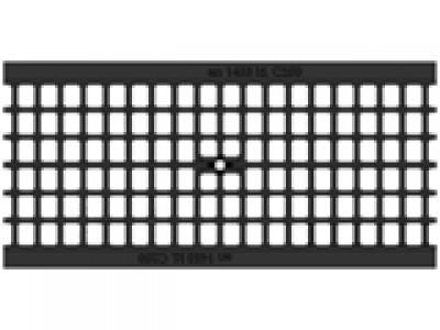 Решётка водоприёмная Standart РВ-20.24.50 ячеистая чугунная ВЧ, кл. С250 Арт.527