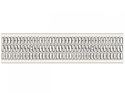Решётка водоприёмная Standart РВ-20.24.100 - штампованная стальная оцинкованная, кл. А15 Арт.528