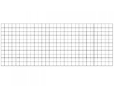 Решётка водоприёмная Standart РВ-30.37.100 стальная ячеистая оцинкованная, кл. A15 Арт.531
