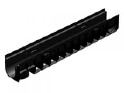 Лоток водоотводный Pro ЛВ-10.14,5.15,2 пластиковый Арт.800pro