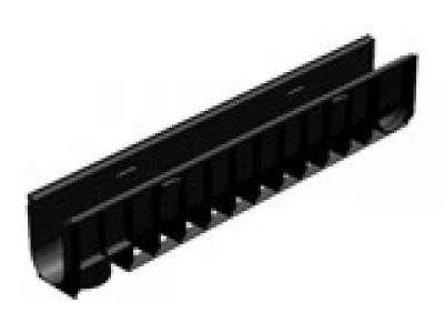 Лоток водоотводный Standart ЛВ-10.14,5.18,5 пластиковый Арт.802