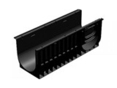 Лоток водоотводный Standart ЛВ-30.38.38 пластиковый Арт.830