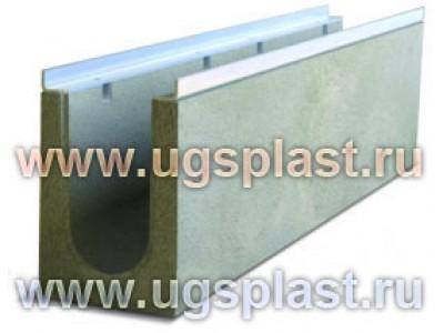Лоток бетонный ЛВБ Optima 100 №8