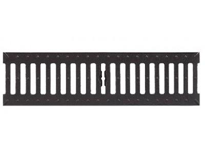 Решетка чугунная щелевая DN100 кл.С250, арт.31013С