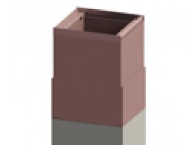 Дождепремный колодец ДК SIR 500/1 бетонный F900 (верх)
