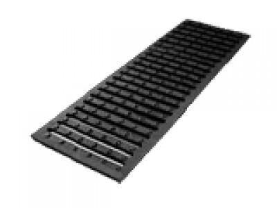 Ливневая решётка чугунная 200х750 кл.C250, арт.32073C