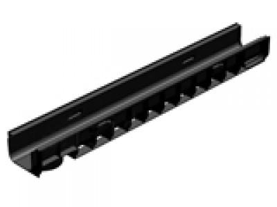 Лоток водоотводный Standart ЛВ-10.14,5.10 пластиковый Арт.804