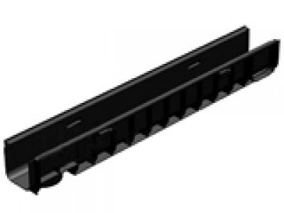 Лоток водоотводный Standart ЛВ-10.14,5.12 пластиковый Арт.801