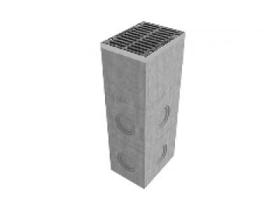 Дождеприёмный колодец секционный BetoMax ДК-30.38.44-Б-С бетонный (средняя часть) кл.D, арт. 4770/2