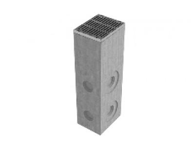 Дождеприёмный колодец секционный BetoMax ДК-50.64.65-Б-Н бетонный (нижняя часть), арт. 4970/3
