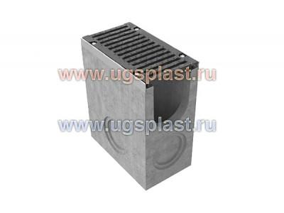 Пескоуловитель BetoMax ПУС-30.39.95-Б-В бетонный с РВ щель ВЧ кл.Е (к-т) 04780/1
