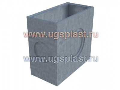 Пескоуловитель секционный BetoMax ПУС-40-52-95-Б-Н 4880/3