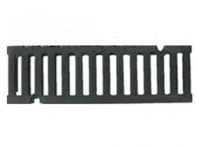 Решетка водоприемная ВЧ-50 кл.Е DN110 щелевая