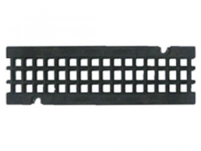 Решетка водоприемная ВЧ-50 кл.Е DN110 ячеиста