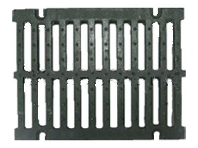 Решетка водоприемная ВЧ-50 кл.Е DN300 щелевая