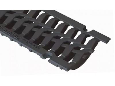 "Решетка Drive РВ-20.25.50 ""шина"" ВЧ кл. Е 253055 (4 комплекта крепежа на 1 решетку)"