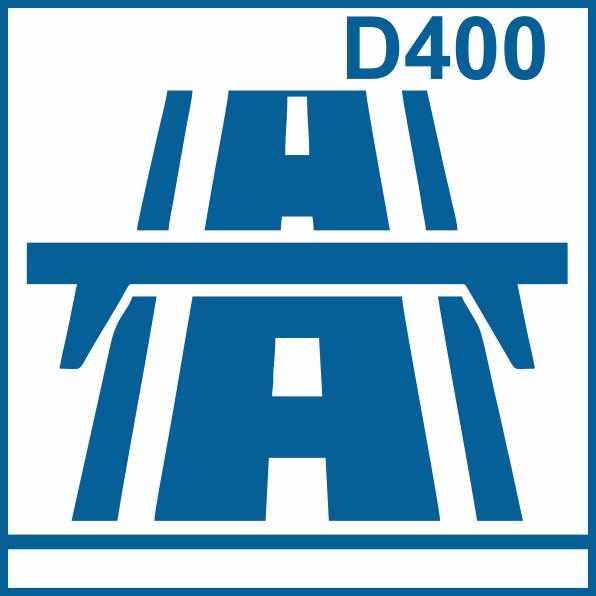 Бетонные водоотводные лотки класс D400