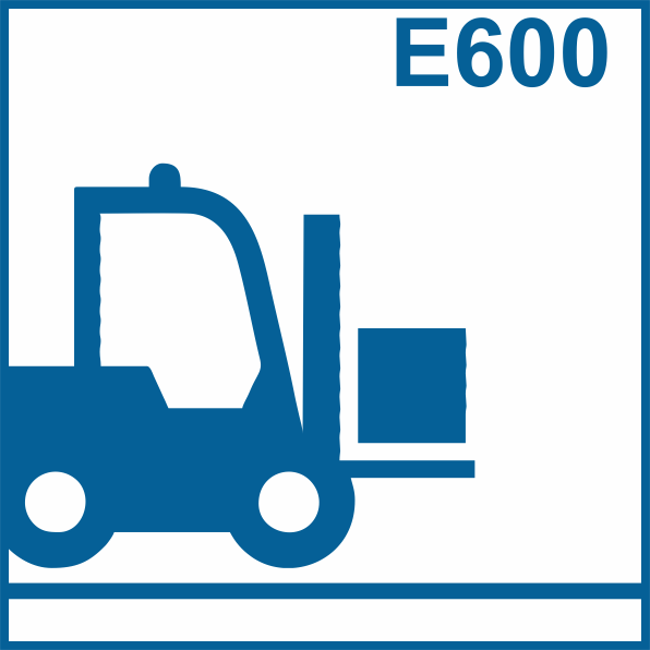 Бетонные водоотводные лотки класс Е600