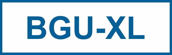 Лотки водоотводные пластиковыеBGU-XL