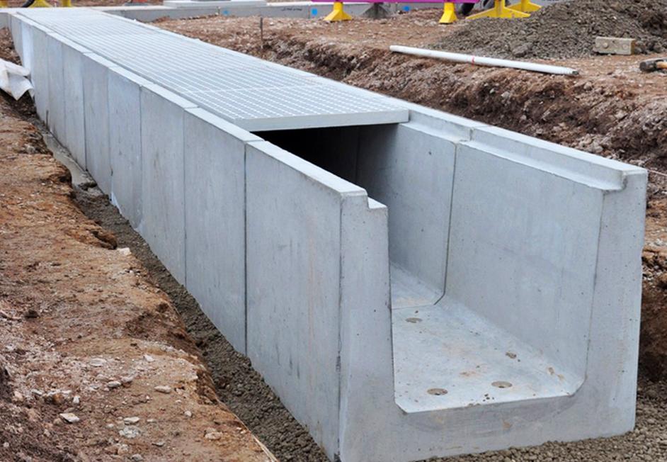 бетонные лотки для канавы фото обоями картинками
