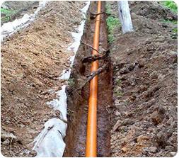 Труба ПВХ 160 мм для наружной канализации